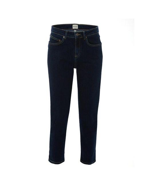 White Stuff | Blue Straight Crop Womens Jean | Lyst