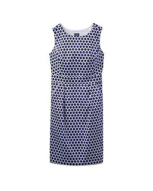 Joules - Blue Laura Dress - Lyst