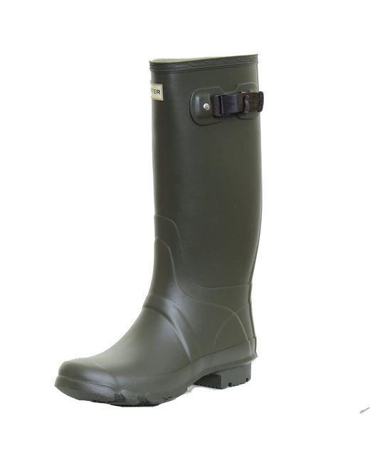 Hunter | Green Field Huntress Ladies Boot | Lyst