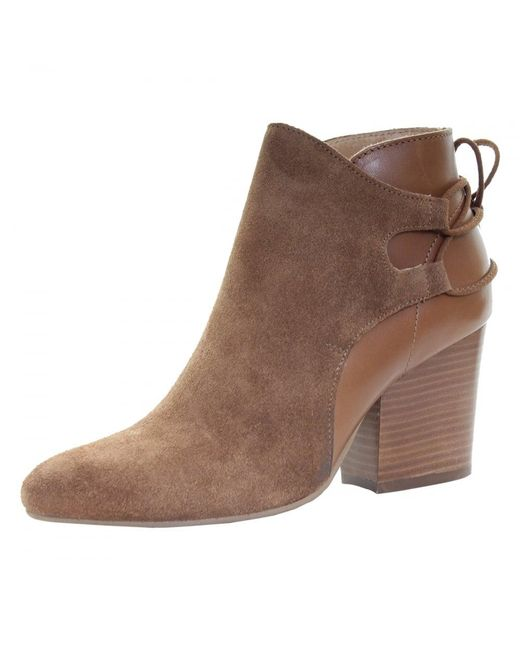 H by Hudson - Brown Minka Suede Womens Boot - Lyst