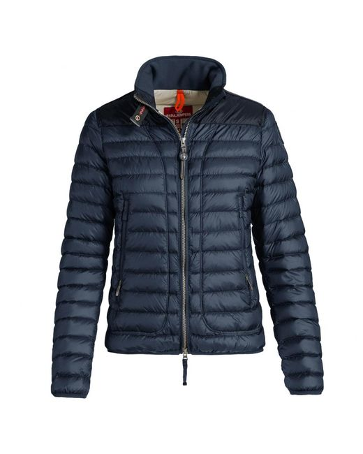 Parajumpers - Blue Sunny Womens Jacket - Lyst ...