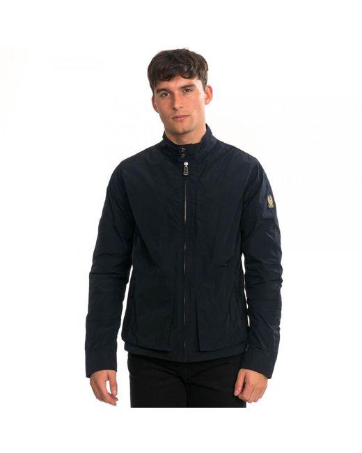 Belstaff Blue Grove Mens Jacket for men