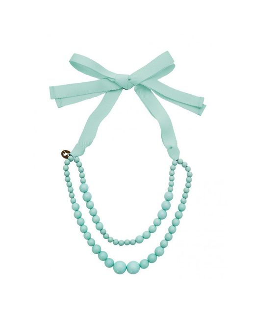Joules - Blue Nadia Ladies Necklace (s) - Lyst