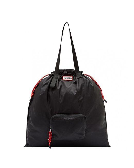Hunter - Black Original Packable Tote - Lyst