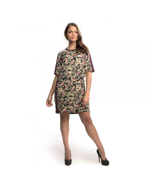 Maison Scotch - Black Women's Silky Feel Dress - Lyst