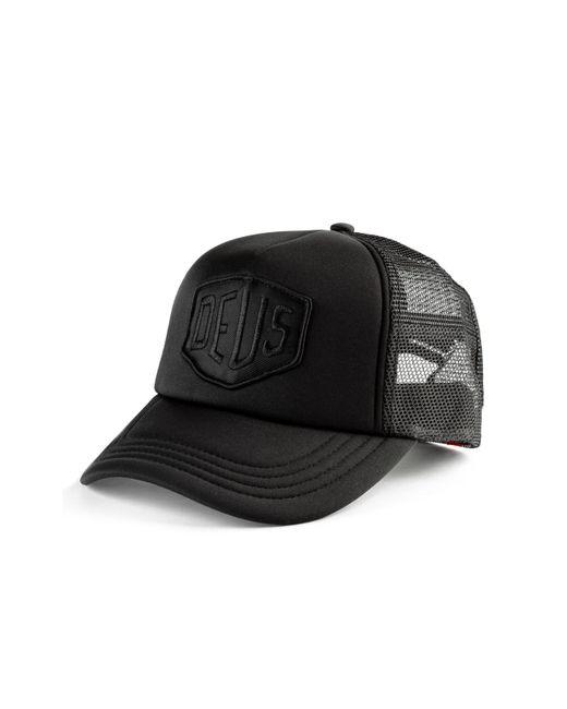 Deus Ex Machina - Bayland Trucker Black for Men - Lyst