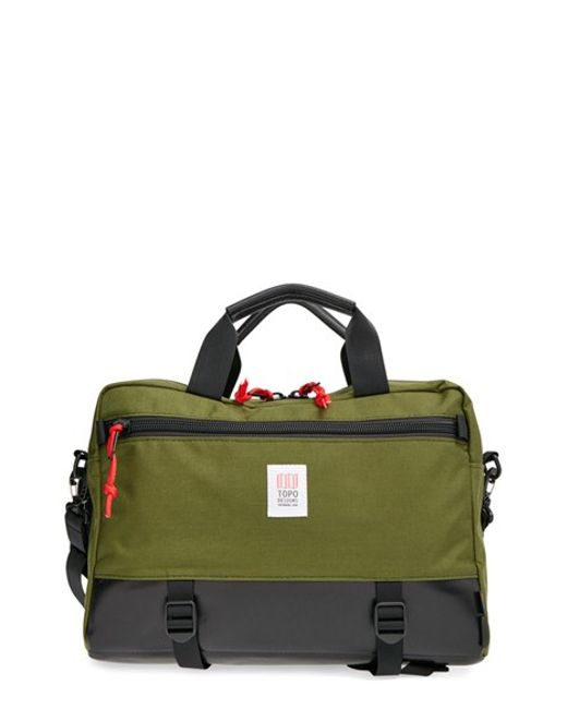 Topo Designs | Green 'commuter' Briefcase for Men | Lyst