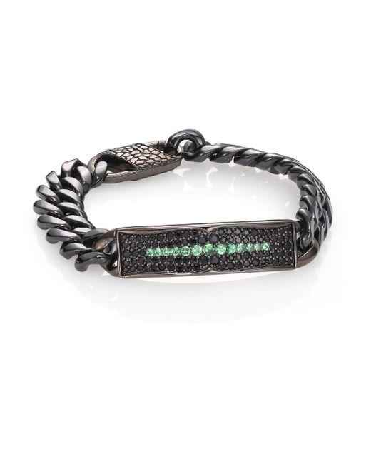 Stephen Webster   Metallic Ceramic Link Bracelet   Lyst