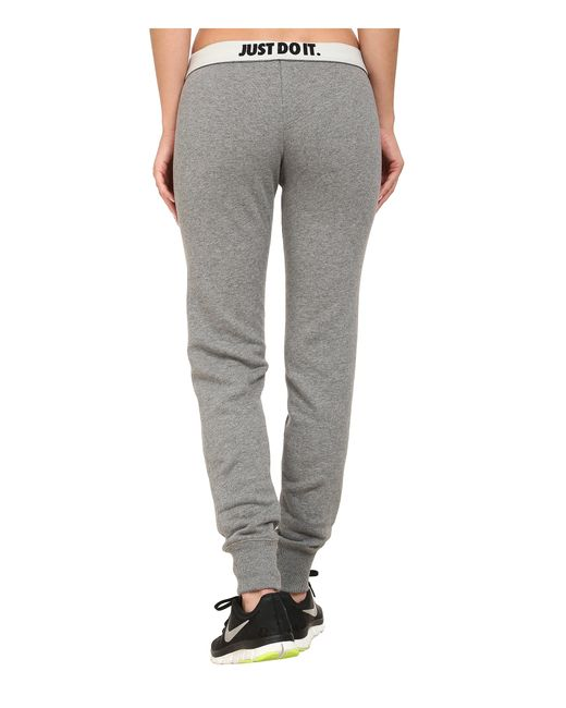 Nike | Gray Rally Tight Pant | Lyst