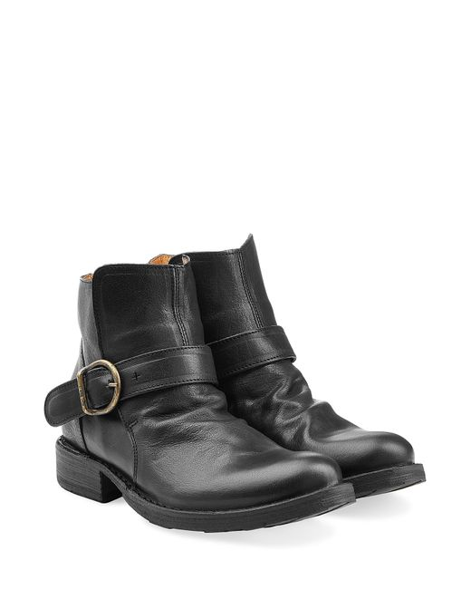fiorentini baker eternity 752 leather ankle boots. Black Bedroom Furniture Sets. Home Design Ideas