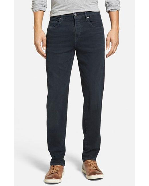 FRAME | Blue 'l'homme' Slim Fit Jeans for Men | Lyst