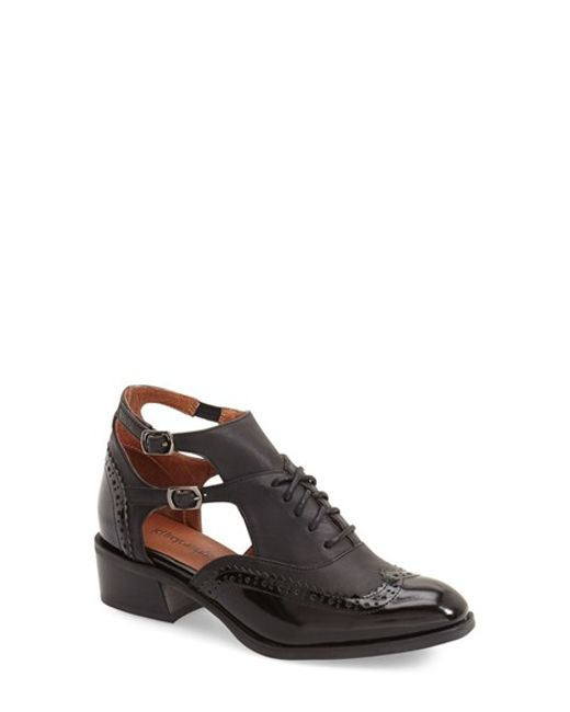 Jeffrey Campbell Womens Oxford Shoes