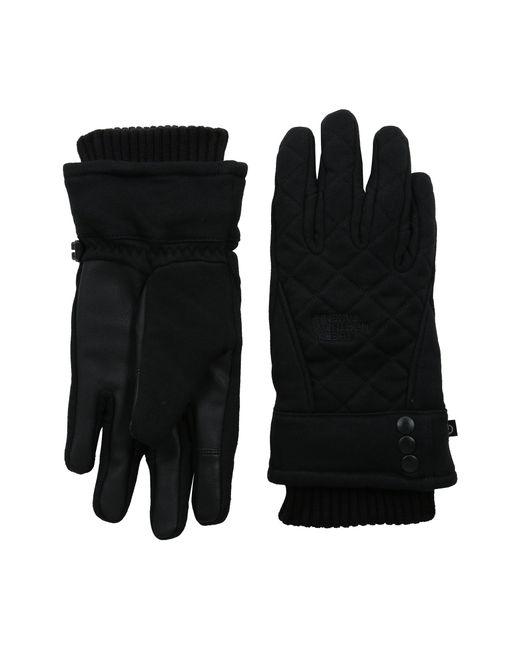 The North Face | Black Caroluna Etip™ Glove | Lyst