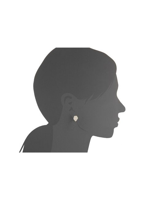 Kendra Scott | Metallic Tessa Earring | Lyst