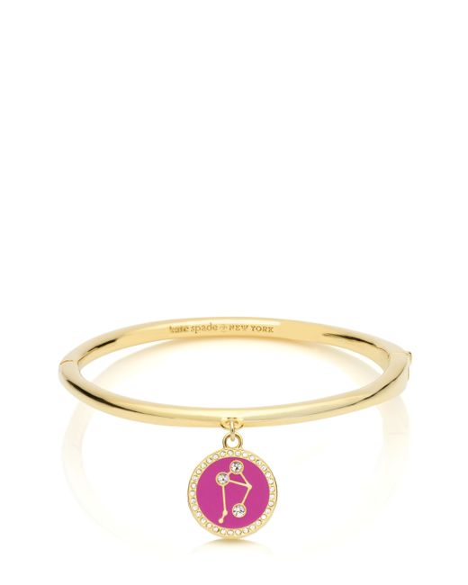 kate spade new york | Multicolor In The Stars Libra Bangle | Lyst