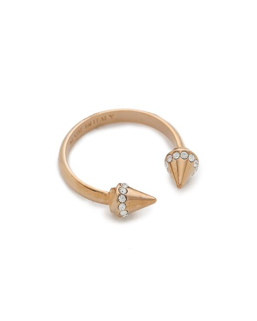 Vita Fede | Pink Crystal Ultra Mini Titan Ring | Lyst
