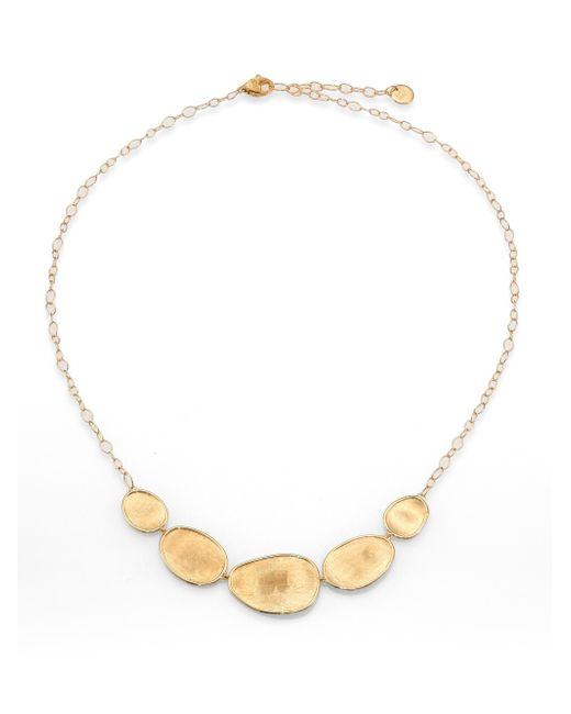 Marco Bicego | Metallic Lunaria 18k Yellow Gold Necklace | Lyst