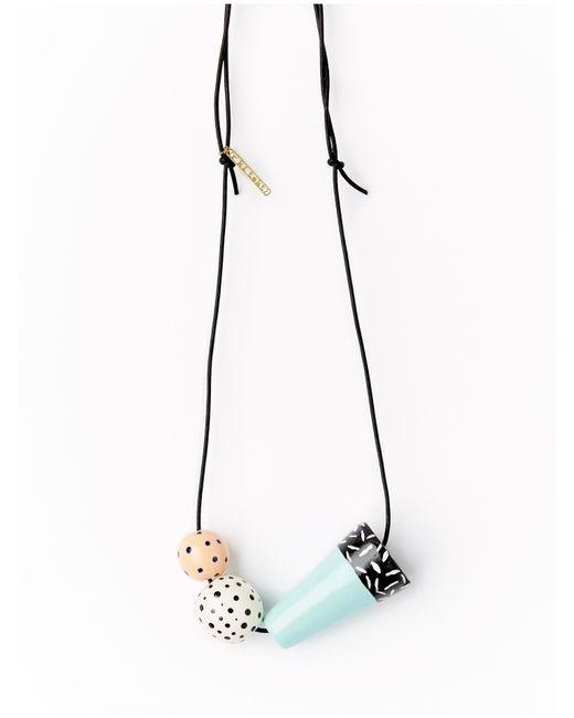 r-ki-tekt   Black Misty Necklace   Lyst