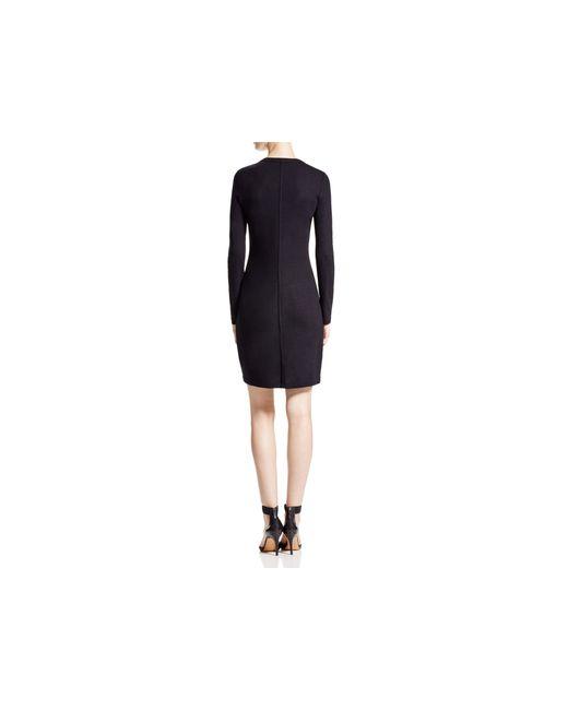 Karen kane Snake Print Sequin Dress in Blue - Save 25% | Lyst