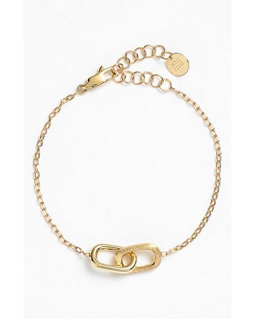 Marco Bicego | Yellow 'delicati - Murano' Link Bracelet | Lyst