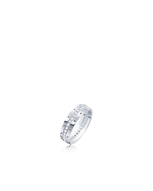 Louis Vuitton | Emprise Ring, White Gold And Diamonds | Lyst