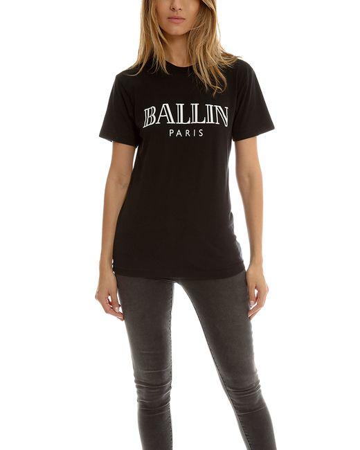 Brian Lichtenberg | Black Ballin Tee | Lyst