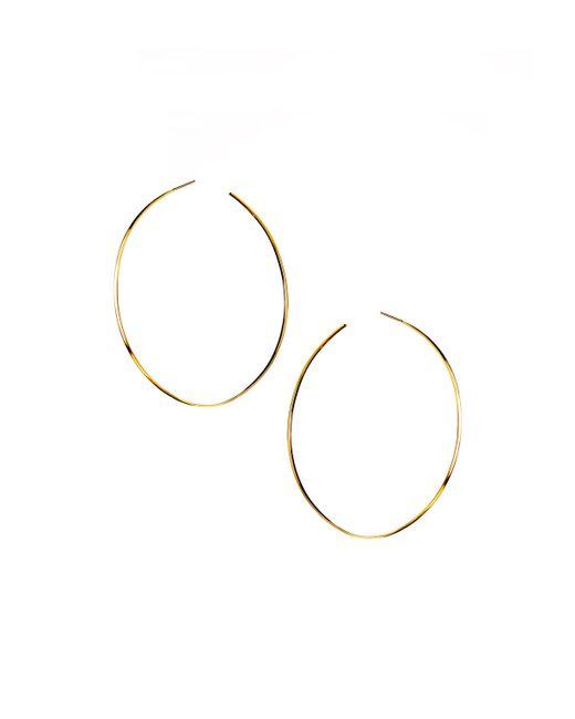 Lana Jewelry   Metallic 14k Gold Mega Hoop Earrings   Lyst