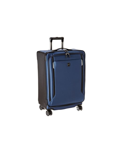 "Victorinox | Blue Werks Traveler 5.0 - Wt 24"" Dual Caster Expandable 8-wheel Upright 