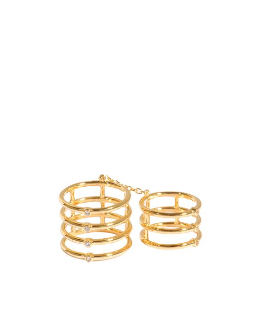 Elizabeth and James | Metallic Berlin Articulated Ring | Lyst
