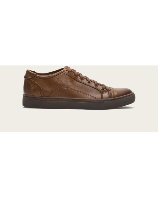 Frye | Brown Justin Low Lace for Men | Lyst