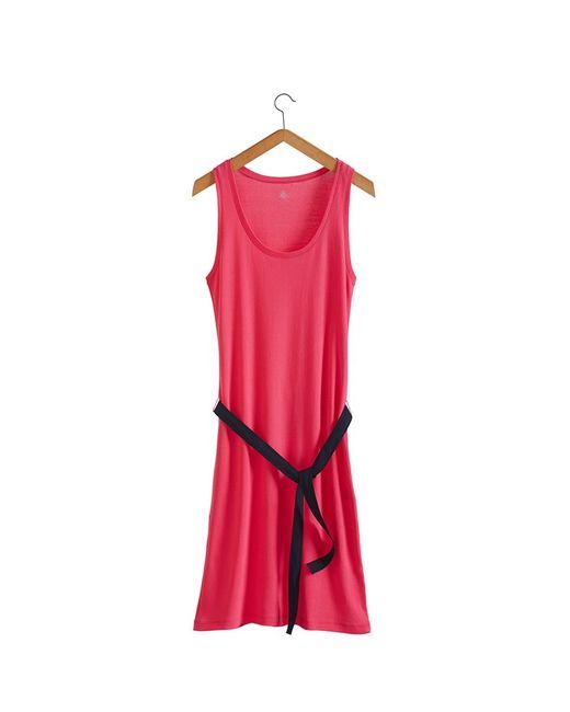 Petit Bateau | Pink Women's Vest Top Dress In New Cotton | Lyst