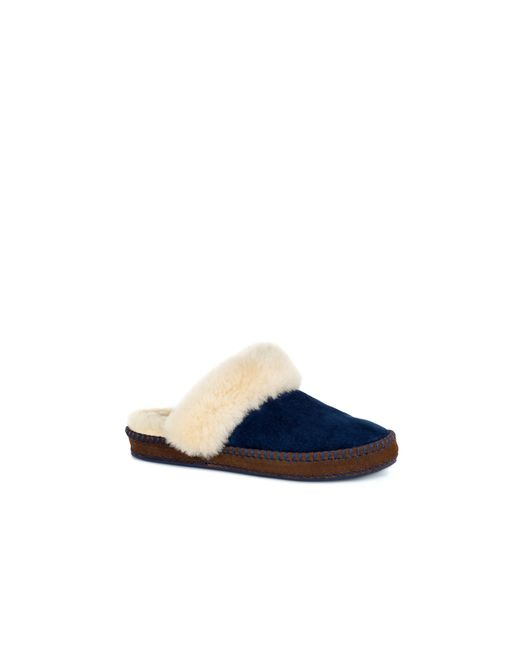UGG | Blue Aira Slippers | Lyst