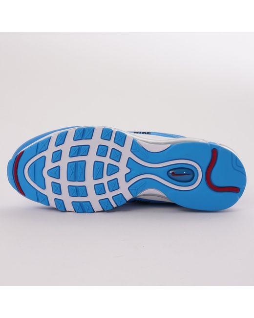 ... Nike - Blue Air Max 97 Prm for Men - Lyst ... 920880b5a