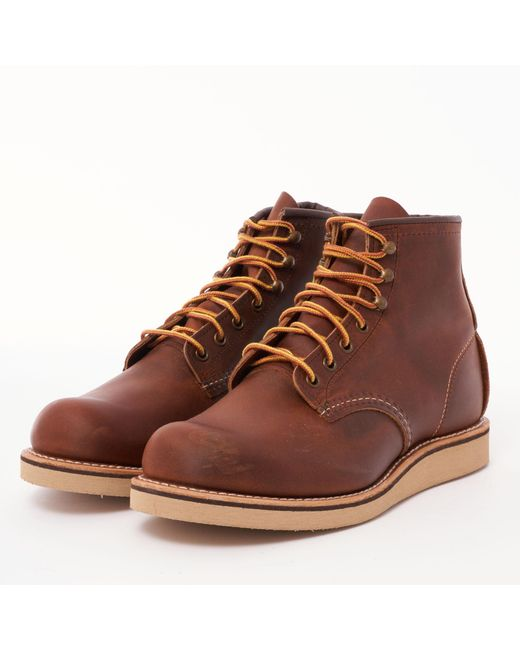 """Red Wing - Brown 2950 6"""" Rover Boot for Men - Lyst"""