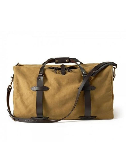 Filson | Multicolor Tan Small Duffle Bag 1170220 for Men | Lyst