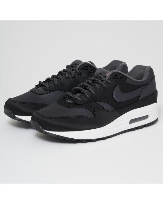 buy popular 3de5c 42fc9 Nike - Black Air Max 1 Se for Men - Lyst ...