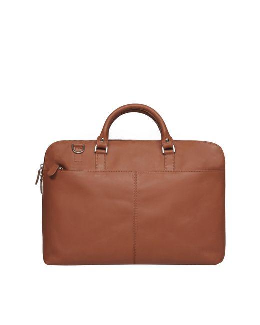 Sandqvist | Brown Dustin Cognac Laptop Bag Sqa646 | Lyst