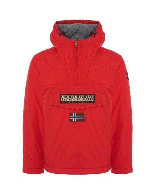 Napapijri - Rainforest Winter Jacket - Pop Red for Men - Lyst