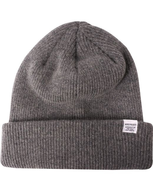 2f407d0a500 Norse Projects Norse Top Beanie in Gray for Men - Save 42% - Lyst
