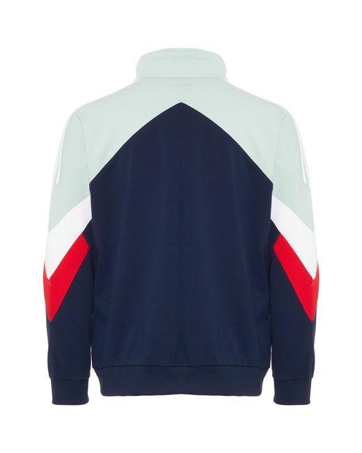 049c769a8508 ... Adidas Originals - Blue Palmeston Track Top for Men - Lyst