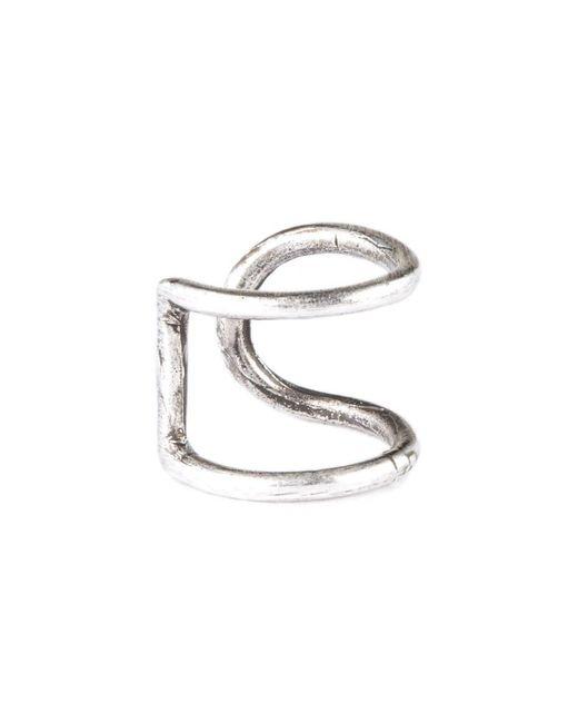 DANNIJO | Metallic Ki Ox Silver | Lyst