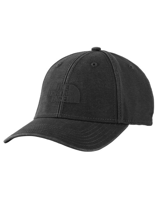 The North Face - Black 66 Classic Hat for Men - Lyst