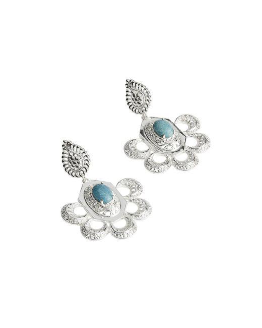 Samantha Wills | Metallic Mosaic Inca Grand Earrings | Lyst