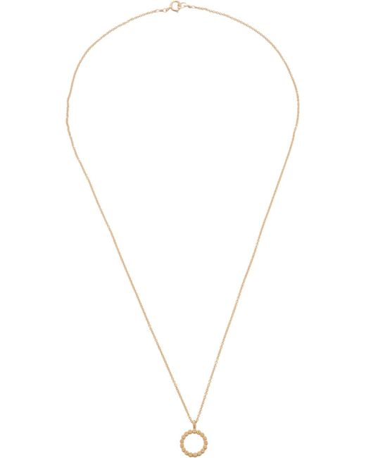 Dogeared | Metallic Pearls Of Love Beaded Chain Necklace | Lyst
