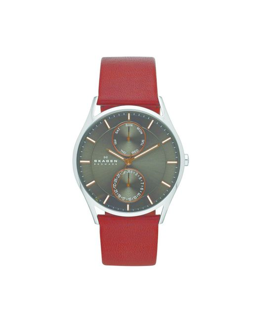 Skagen | Brown Watch - Holst | Lyst