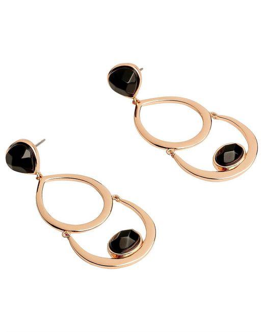 Samantha Wills Metallic Eclipse Drop Earrings