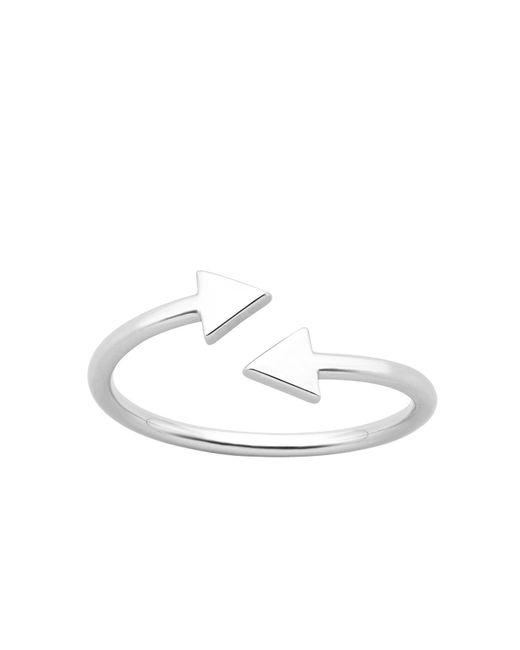 Karen Walker | Metallic Celestial Arrows Ring Lge | Lyst