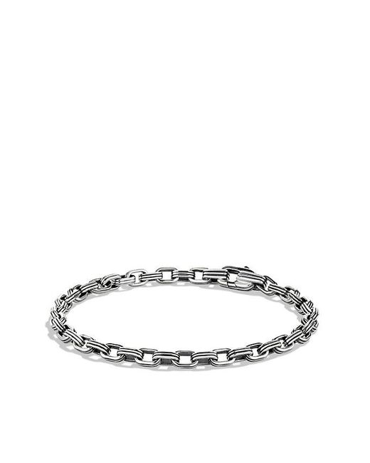 David Yurman | Gray Royal Cord Chain Bracelet, 5mm for Men | Lyst