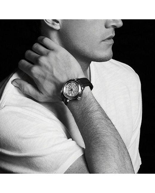 David Yurman | Black Revolution 43.5mm Stainless Steel Chronograph Watch for Men | Lyst