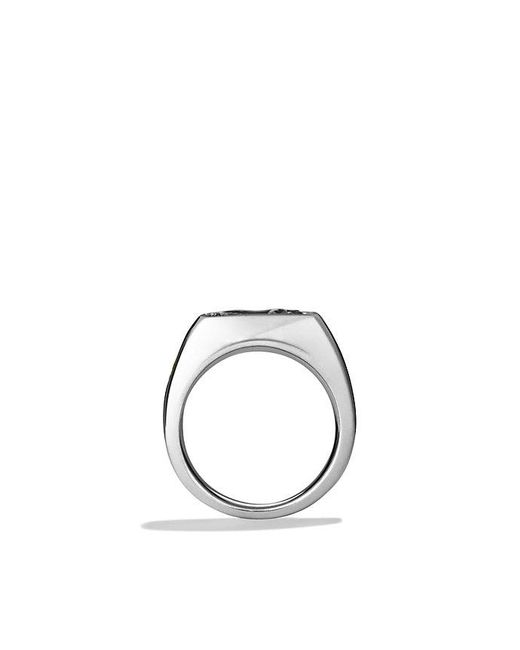 David Yurman - Metallic Petrvs Horse Signet Ring With An Accent Of 22k Gold for Men - Lyst